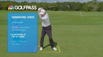 GolfPass TV Spot, 'Breaking Into the Game: Juniors' Featuring Michael Bannon, Rory McIlroy - Thumbnail 6