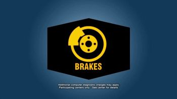 AAMCO Transmissions TV Spot, 'Get It Checked for Free: Brakes and Transmission'