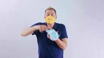 ShamWow Mask TV Spot, 'Save Yourself' - 1032 commercial airings