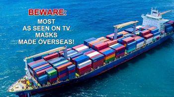 ShamWow Mask TV Spot, 'Save Yourself' - Thumbnail 7