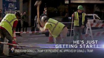Donald J. Trump for President TV Spot, 'Failed Ideas' - Thumbnail 9