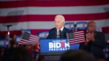 Biden for President TV Spot, 'Unite Us' - Thumbnail 8