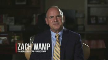 Issue One Action TV Spot, 'Make Voting Safe' Featuring Zach Wamp - 11 commercial airings