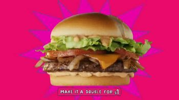 Jack in the Box $5.99 Southwest Cheddar Cheeseburger Combo TV Spot, 'Menutaur: The Best' - Thumbnail 5