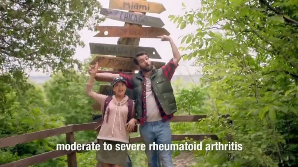 HUMIRA TV Commercial, 'Body of Proof: Bicycling, Painting, Traveling'