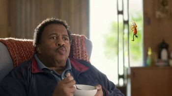 Honey Nut Cheerios TV Spot, 'House Visit' Featuring Leslie David Baker