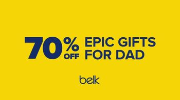 Belk All-Star Dad Event TV Spot, 'Epic Gifts' Song by Caribou - Thumbnail 1