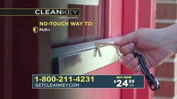 Clean Key TV Spot, 'Public Surfaces'