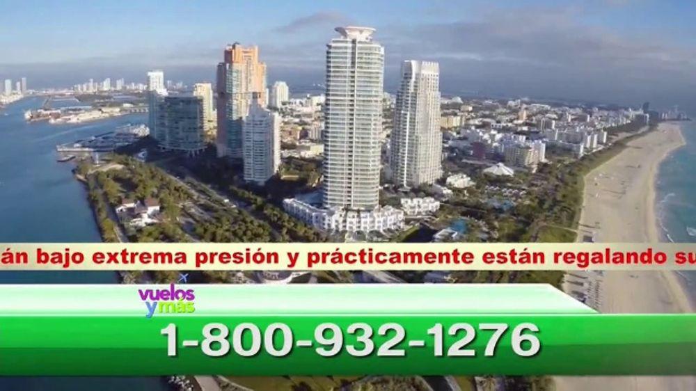 Vuelosymas.com TV Commercial, 'Boletos baratos: boletin especial para viajeros'
