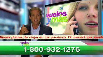 Vuelosymas.com TV Spot, 'Boletos baratos: boletin especial para viajeros' [Spanish] - Thumbnail 1