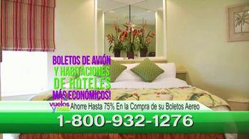 Vuelosymas.com TV Spot, 'Boletos baratos: boletin especial para viajeros' [Spanish] - Thumbnail 3