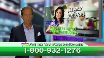 Vuelosymas.com TV Spot, 'Boletos baratos: boletin especial para viajeros' [Spanish] - Thumbnail 4