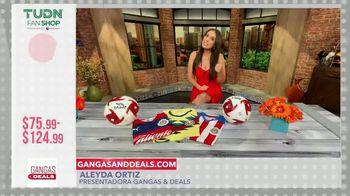 Gangas & Deals TV Spot, 'TUDN Fan Shop' con Aleyda Ortiz, Ramón Morales [Spanish] - Thumbnail 7