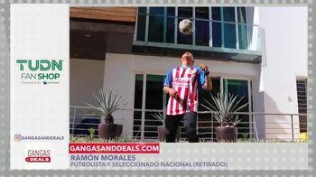 Gangas & Deals TV Spot, 'TUDN Fan Shop' con Aleyda Ortiz, Ramón Morales [Spanish] - Thumbnail 5