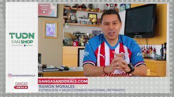 Gangas & Deals TV Spot, 'TUDN Fan Shop' con Aleyda Ortiz, Ramón Morales [Spanish] - Thumbnail 6