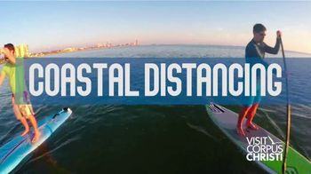 Corpus Christi Convention and Visitors Bureau TV Spot, 'Coastal Distancing' - Thumbnail 3