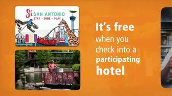 Visit San Antonio TV Spot, 'Sí San Antonio Card' - Thumbnail 3