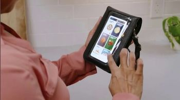 Touch Screen Purse TV Spot, 'Double Offer $19.99' Featuring Lori Greiner - Thumbnail 1