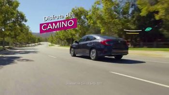 Honda Celebración del 4 de Julio TV Spot, 'Disfruta del camino: Accord y Civic' [Spanish] [T2] - Thumbnail 1