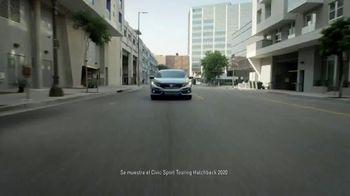 Honda Celebración del 4 de Julio TV Spot, 'Disfruta del camino: Accord y Civic' [Spanish] [T2] - Thumbnail 3