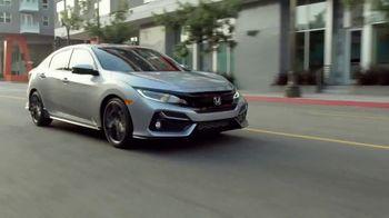 Honda Celebración del 4 de Julio TV Spot, 'Disfruta del camino: Accord y Civic' [Spanish] [T2] - Thumbnail 4