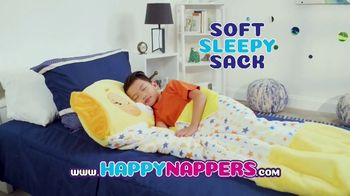 Happy Nappers TV Spot, 'Sleepy Sack Surprise'
