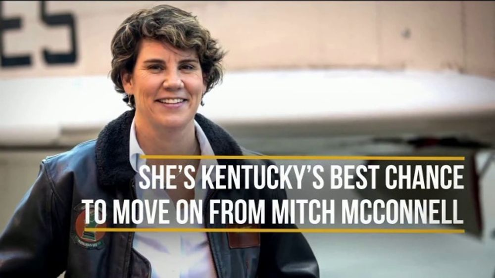Amy McGrath for Senate TV Commercial, 'Kentucky's Best Chance'