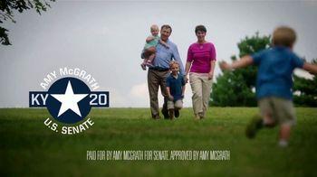 Amy McGrath for Senate TV Spot, 'Kentucky's Best Chance' - Thumbnail 7