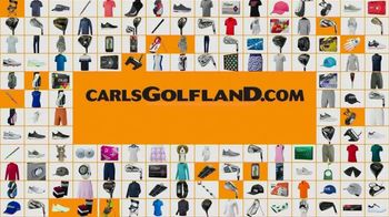 Carl's Golfland TV Spot, 'Cobra and Puma' - Thumbnail 9