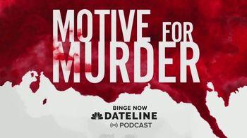 Motive for Murder TV Spot, 'More of the Story' - Thumbnail 8
