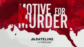 Motive for Murder TV Spot, 'More of the Story' - Thumbnail 6