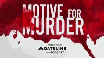 Motive for Murder TV Spot, 'More of the Story' - Thumbnail 7