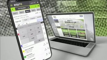 NYRA Bets TV Spot, 'Watch Live From Anywhere: $20 Free Play' - Thumbnail 6