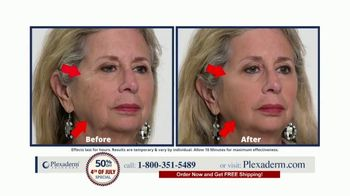 Plexaderm Skincare Fourth of July Special TV Spot, 'Hottest Videos: 50 Percent off' - Thumbnail 4