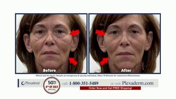 Plexaderm Skincare Fourth of July Special TV Spot, 'Hottest Videos: 50 Percent off' - Thumbnail 8