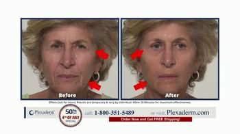 Plexaderm Skincare Fourth of July Special TV Spot, 'Hottest Videos: 50 Percent off' - Thumbnail 9