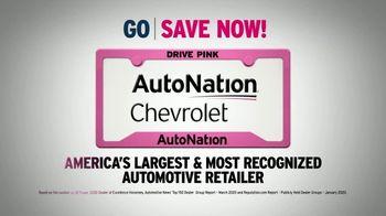 AutoNation Chevrolet TV Spot, 'Go Time: Zero Percent Financing' - Thumbnail 9