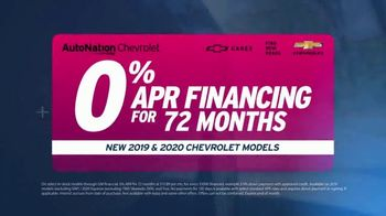 AutoNation Chevrolet TV Spot, 'Go Time: Zero Percent Financing' - Thumbnail 5