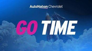 AutoNation Chevrolet TV Spot, 'Go Time: Zero Percent Financing'