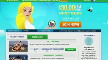 BingoBilly TV Spot, 'Fastest Growing' - Thumbnail 8