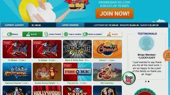 BingoBilly TV Spot, 'Fastest Growing' - Thumbnail 1