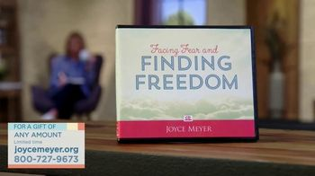 Joyce Meyer Ministries TV Spot, 'Finding Freedom: Any Amount' - Thumbnail 9