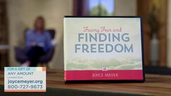 Joyce Meyer Ministries TV Spot, 'Finding Freedom: Any Amount' - Thumbnail 4