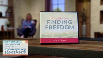 Joyce Meyer Ministries TV Spot, 'Finding Freedom: Any Amount' - Thumbnail 7