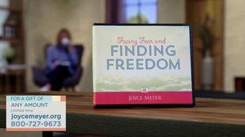 Joyce Meyer Ministries TV Spot, 'Finding Freedom: Any Amount' - Thumbnail 8