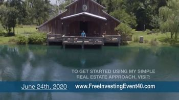 Stansberry & Associates Investment Research TV Spot, 'Real Estate Investing Event' Featuring Dr. Steve Sjuggerud