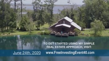 Stansberry & Associates Investment Research TV Spot, 'Real Estate Investing Event' Featuring Dr. Steve Sjuggerud - Thumbnail 8