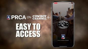 Cowboy Channel Plus TV Spot, 'Exciting News' - Thumbnail 1