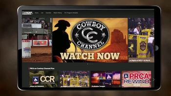 Cowboy Channel Plus TV Spot, 'Exciting News' - Thumbnail 3