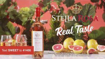 Stella Rosa Wines Ruby Rose Grapefruit TV Spot, 'Real Taste Comes Naturally' - Thumbnail 7
